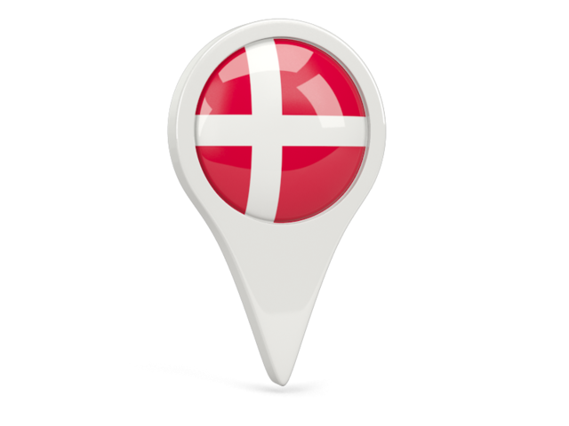 denmark round pin icon 640