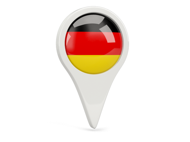 germany round pin icon 640