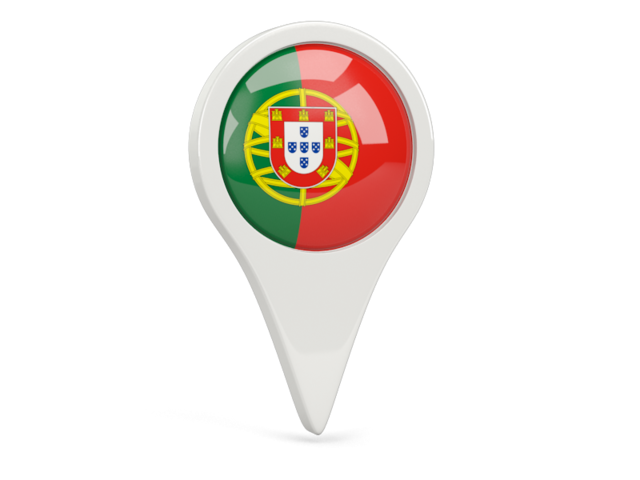 portugal round pin icon 640